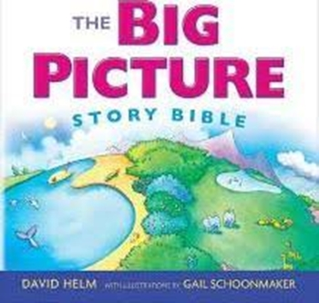 Picture of BIG PICTURE STORY BIBLE O/P