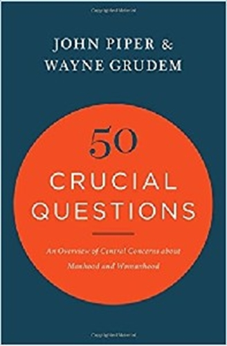Picture of 50 Crucial Questions