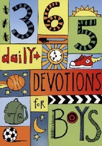 Picture of 365 Daily Devotions For Boys