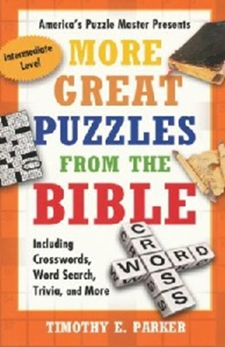 Picture of More Great Puzzles from the Bible