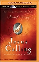 Picture of Jesus Calling Ubr Mp3 Cd