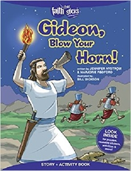 Picture of GIDEON BLOW YOUR HORN