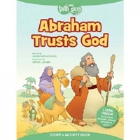 Picture of ABRAHAM TRUSTS GOD