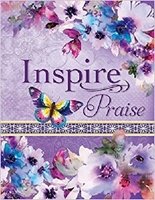 Picture of NLT INSPIRE BIBLE LUXLEATHER H/B
