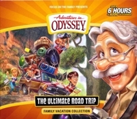 Picture of ADVENTURES IN ODYSSEY ULTIMATE ROAD TRIP FAM