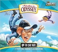 Picture of Adventures In Odyssey Up In The Air Audio
