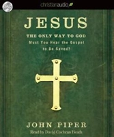 Picture of Jesus: The Only Way to God Audiobook