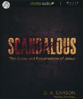 Picture of Scandalous Audiobook