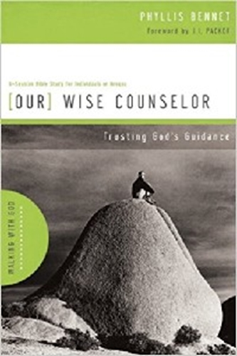 Picture of Our Wise Counselor: Trsuting God's Guidance