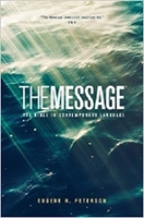 Picture of The Message Bible Paperback