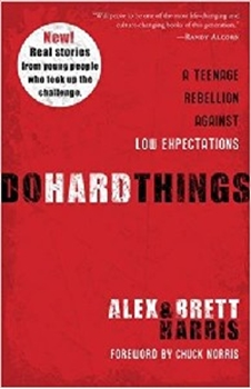Picture of DO HARD THINGS UPDATED EDITION