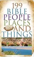 Picture of 199 BIBLE PEOPLE PLACES AND TH
