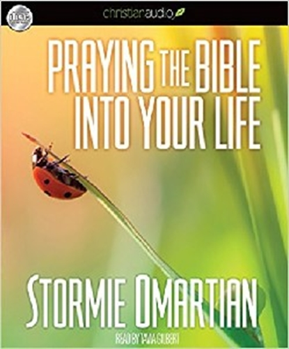 Picture of Praying The Bible Into Your Life Audio Book