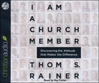 Picture of I Am A Church Member Audio Book