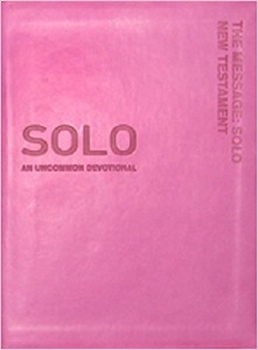 Picture of MESSAGE SOLO NEW TESTAMENT