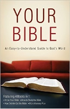 Picture of YOUR BIBLE 4-IN-1