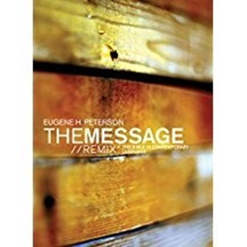 Picture of The Message Remix Bible