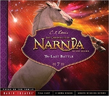 Picture of NARNIA #7 LAST BATTLE AUDIO