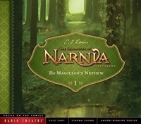 Picture of Narnia #1 Magicians Nephew  Audio