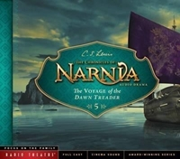 Picture of Narnia #5 Voyage Of The Dawn Treader  Audio