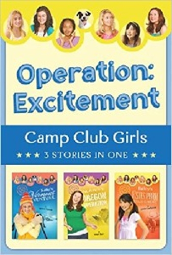 Picture of Operation Excitement 3-In-1 Camp Club Girls