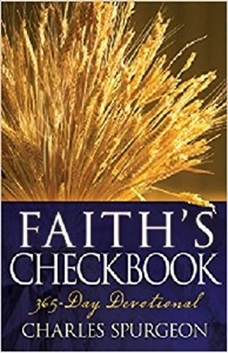 Picture of Faith's Check Book