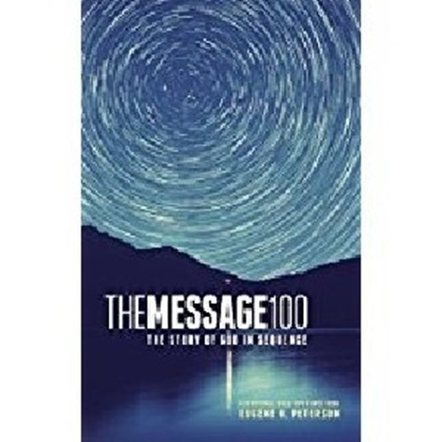 Picture of The Message 100 Devotional Bible