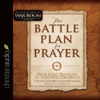 Picture of Battle Plan For Prayer Audio