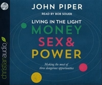 Picture of Living In The Light Money Sex Power Audio