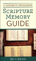 Picture of Genesis To Revelation Scripture Memory Guide