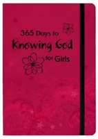 Picture of 365 DAY KNOWING GOD FOR GIRLS