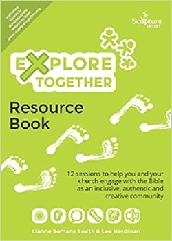 Picture of EXPLORE TOGETHER GREEN RESOURCE BOOK