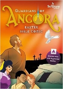 Picture of GUARDIANS OF ANCORA EASTER BIBLE COMIC