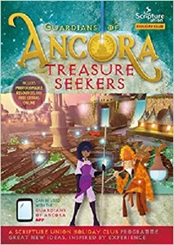 Picture of Guardians Of Ancora Treasure Seekers Resource Book