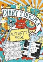 Picture of Diary Of A Disciple Activity Book