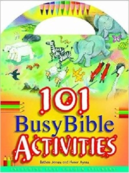 Picture of 101 Busy Bible Activities