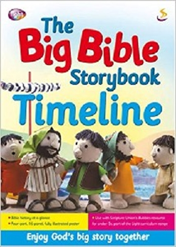 Picture of The Big Bible Storybook Bible Timeline