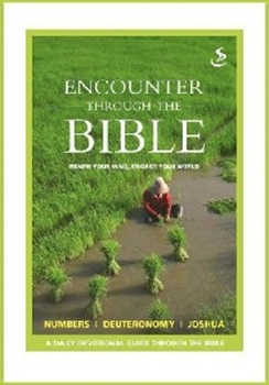 Picture of Encounter Through The Bible Numbers - Deuteronomy