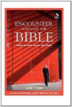 Picture of Encounter Through The Bible Luke - John