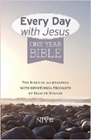 Picture of NIV EVERYDAY WITH JESUS BIBLE