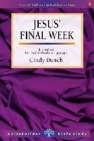 Picture of LifeBuilder: Jesus' Final Week