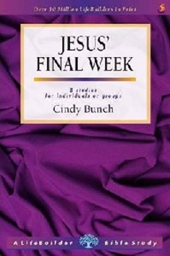 Picture of LifeBuilder: Jesus' Final Week
