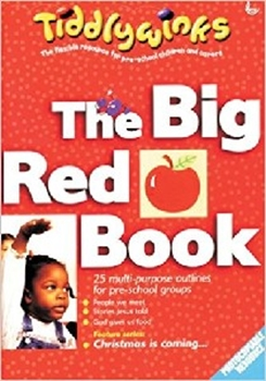 Picture of Tiddlywinks Big Red  Bk
