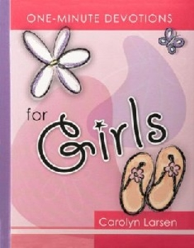 Picture of One Minute Devotions For Girls