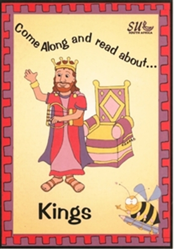 Picture of Come Along & Read About Kings