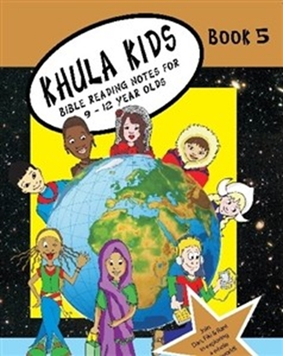 Picture of Khula Kids Book 5