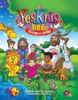Picture of Yeskids Bible Stories & Songs Hardcover + CD