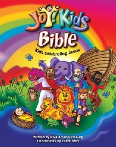 Picture of Joykids Bible Hardcover + CD