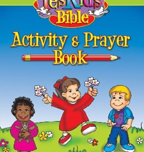 Picture of Yeskids Bible Activity Book