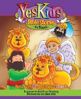 Picture of Yeskids Bible Stories Sesotho Ka Thapelo